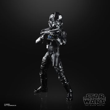 STAR WARS THE BLACK SERIES 40TH ANNIVERSARY 6-INCH IMPERIAL TIE FIGHTER PILOT - oop (1)