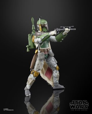 STAR WARS THE BLACK SERIES 40TH ANNIVERSARY 6-INCH Figure Assortment - BOBA FETT - oop (3)