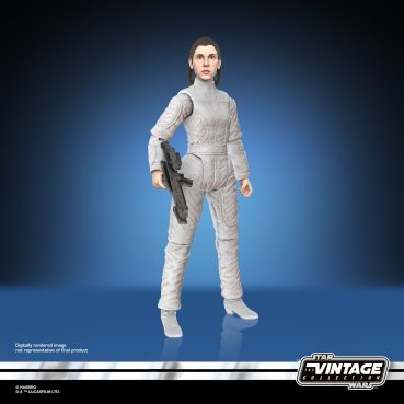STAR WARS THE VINTAGE COLLECTION 3.75-INCH PRINCESS LEIA ORGANA (BESPIN ESCAPE) Figure - digital oop (4)