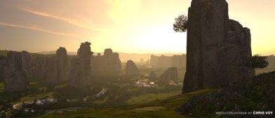 Batuu Wilds - Star Wars: Tales from the Galaxy's Edge