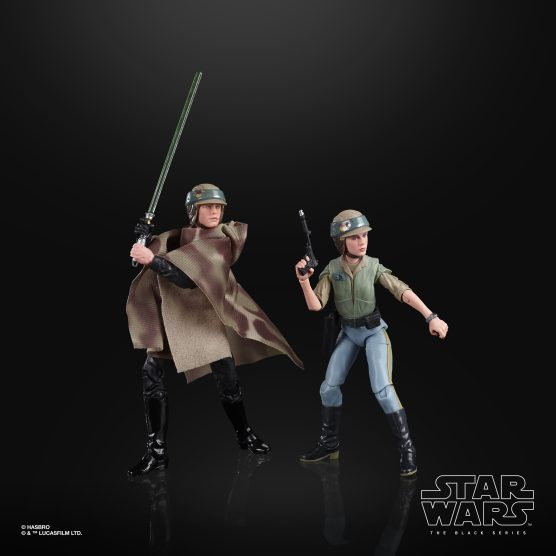 Star Wars The Black Series Heroes of Endor Figure Set -oop (2)