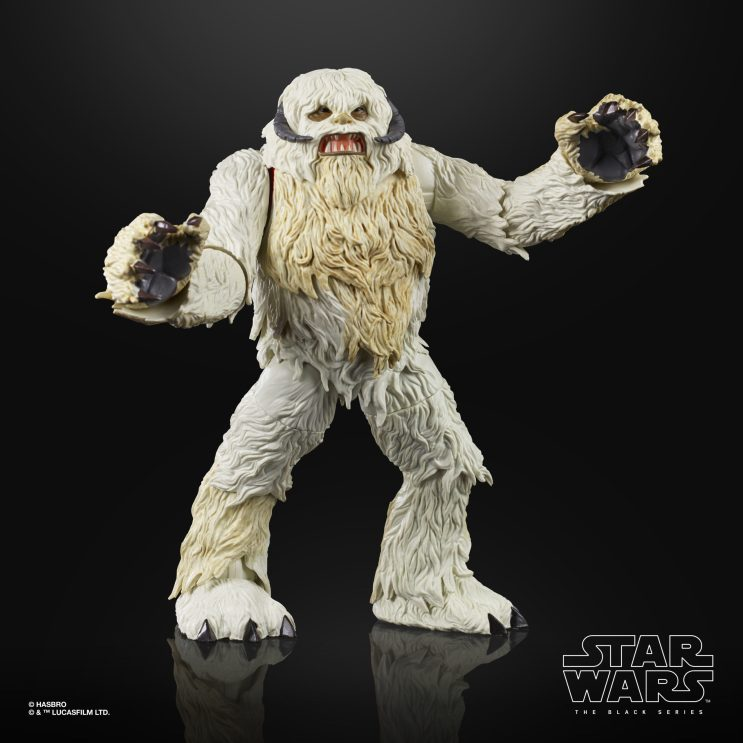 Star Wars The Black Series 6-Inch-Scale Hoth Wampa Figure - oop (3)
