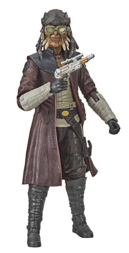Hasbro -- Infamous pirate Hondo Ohnaka joins Hasbro's Star Wars: The Black Series line.
