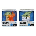 Star Wars The Bounty Collection Series 2 The Child Collectible Toys 2.2-Inch Helmet Hiding Pose, Stopping Fire Pose Figure 2-Pack MSRP: $7.99 Available: Pre-order Sept. 21 Link: https://www.target.com/p/-/A-81248799?AFID=MandoHasbro3 Description: From HASBRO is Series 2 of the STAR WARS THE BOUNTY COLLECTION, THE CHILD 2.2-INCH The Star Wars The Bounty Collection Series 2 The Child collectible toys 2-pack, inspired by the super-cute character from the hit Disney Plus series The Mandalorian! Fans can start a collection or add to an existing collection of this adorable character in poses inspired by iconic scenes from the streaming series! (Each sold separately. Subject to availability.)