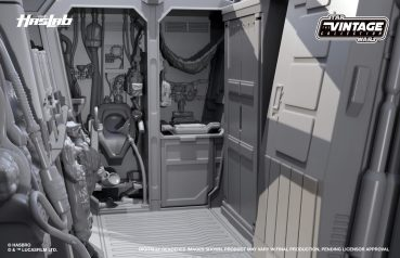 HasLab Star Wars The Vintage Collection Razor Crest- Cargo