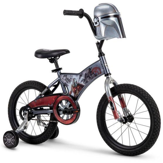 "Star Wars: The Mandalorian Bike by Huffy – Small 16"" | $129.99"