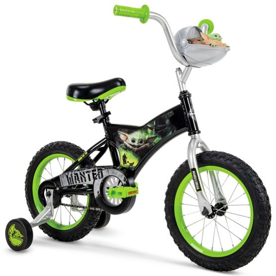 """The Child Bike by Huffy – Star Wars: The Mandalorian – Small 12"""" 