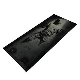 Star Wars Han Solo in Carbonite Small Area Rug | 32 x 72 Inches