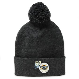 The Child Beanie for Adults – Star Wars: The Mandalorian Description:The Child beanie is sure to put a bounty on your bean. This soft sweater cap features an elemental Grogu and a pom pom topper. MSRP: $19.99 Availability: shopDisney.com, Disney Stores, Walt Disney World Resort and Downtown Disney District at Disneyland Resort