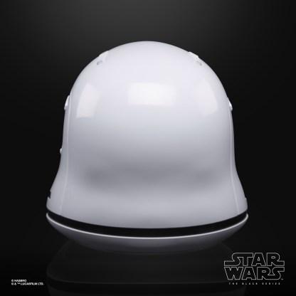 STAR WARS THE BLACK SERIES FIRST ORDER STORMTROOPER ELECTRONIC HELMET - oop (6)