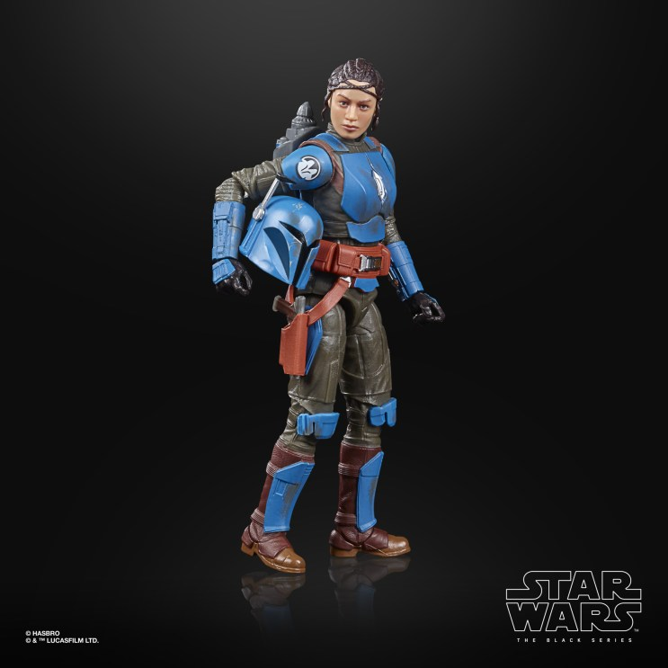 STAR WARS THE BLACK SERIES 6-INCH KOSKA REEVES Figure - oop (6)
