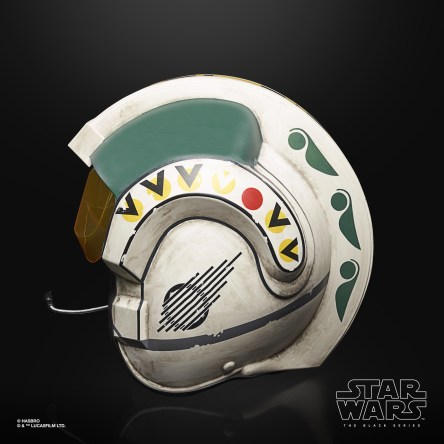 STAR WARS THE BLACK SERIES WEDGE ANTILLES BATTLE SIMULATION HELMET - oop (4)