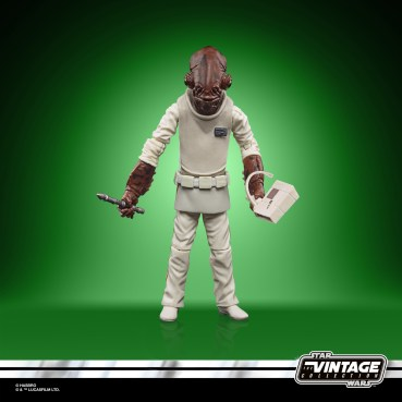 STAR WARS THE VINTAGE COLLECTION 3.75-INCH ADMIRAL ACKBAR Figure - oop (2)