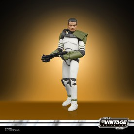 STAR WARS THE VINTAGE COLLECTION STAR WARS THE BAD BATCH Figure 4-Pack - CLONE CAPTAIN GREY (2)