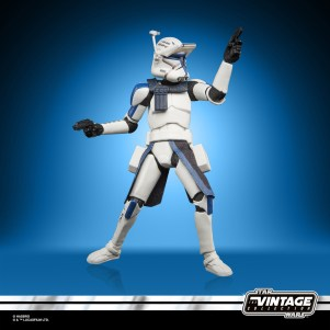 STAR WARS THE VINTAGE COLLECTION STAR WARS THE BAD BATCH Figure 4-Pack - CLONE CAPTAIN REX (2)