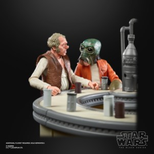 STAR WARS THE BLACK SERIES THE POWER OF THE FORCE CANTINA SHOWDOWN Playset - oop (7)