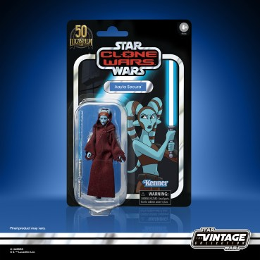 STAR WARS THE VINTAGE COLLECTION 3.75-INCH AAYLA SECURA Figure 1