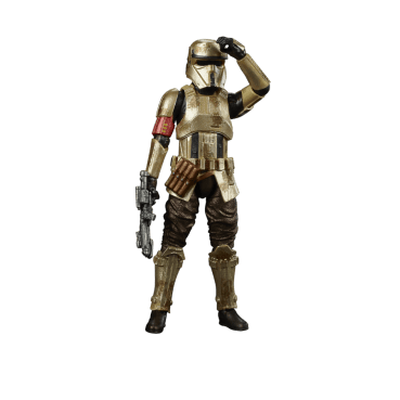 STAR WARS THE VINTAGE COLLECTION CARBONIZED COLLECTION 3.75-INCH SHORETROOPER_oop 1