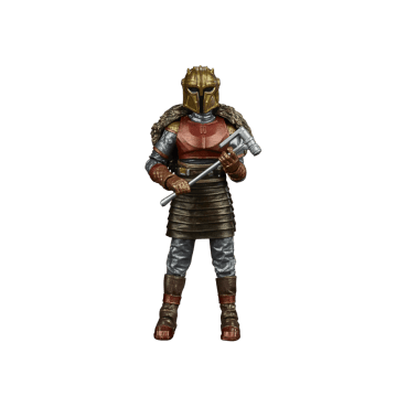 STAR WARS THE VINTAGE COLLECTION CARBONIZED COLLECTION 3.75-INCH THE ARMORER Figure_oop 2