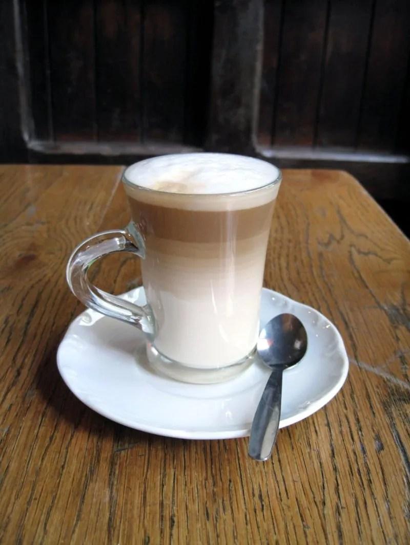 Austria coffee Kaffee verkehrt
