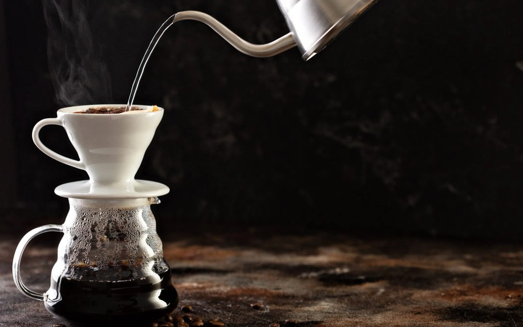Pour-over coffee – more flavors by going paperless