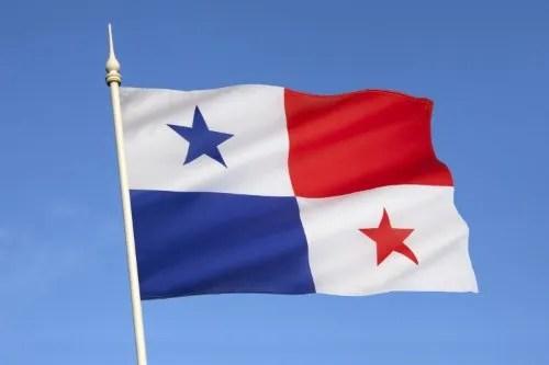 panama coffee flag