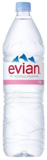 evian(エビアン) ミネラルウォーター 1.5L×12本