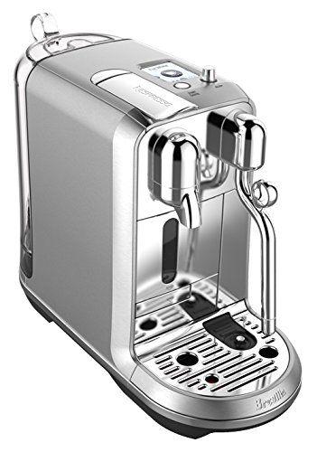 nespresso creatista espresso machine breville