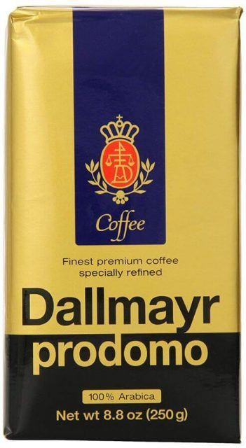 dallmayr prodoma french press coffee beans