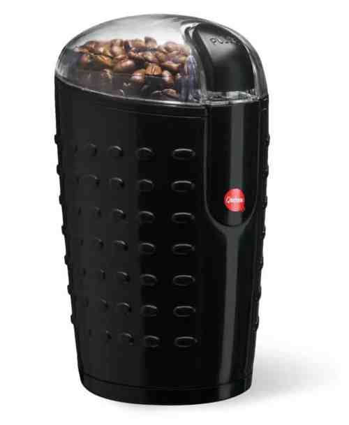 Quiseen One-Touch Electric Coffee Grinder automatic coffee grinder