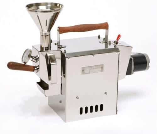 kaldi wide side home coffee roaster