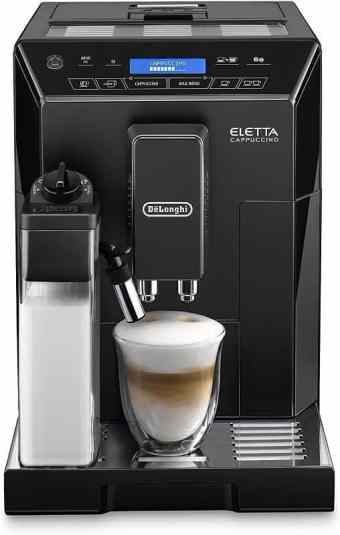 DeLonghi ECAM44660B bean to cup super automatic espresso maker