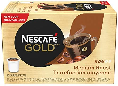 Nescafe Gold Rich & Smooth