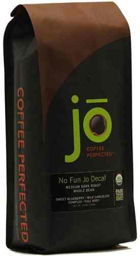 No fun Jo Decaf
