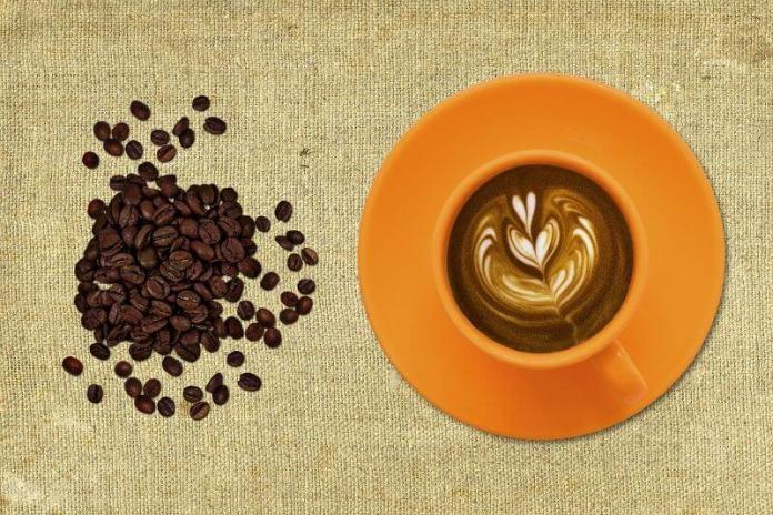 decaf vs regular coffee