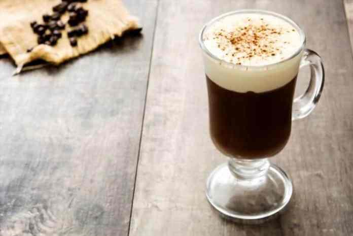how to make irish coffee