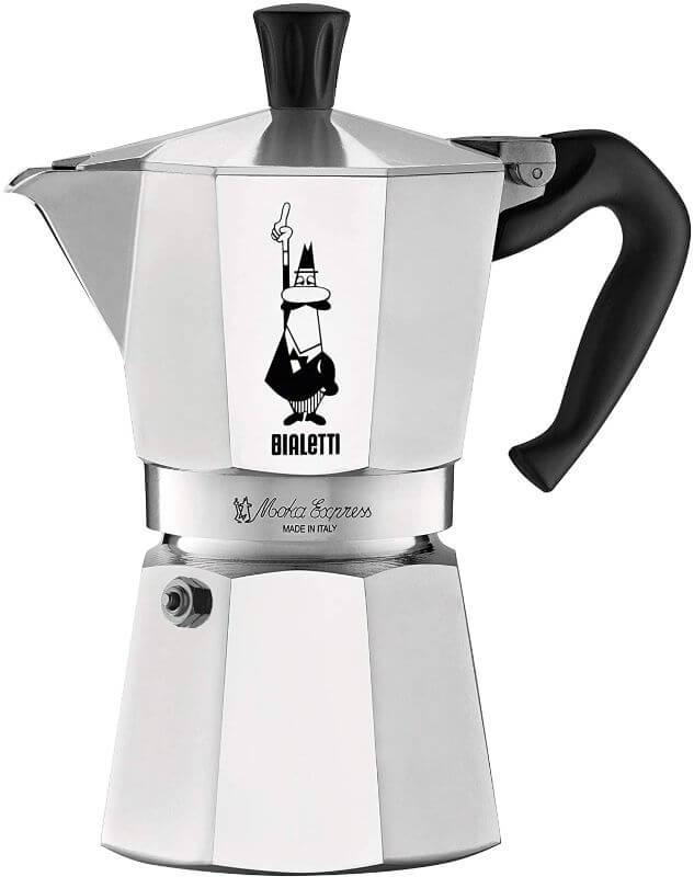 best moka pot no plastic