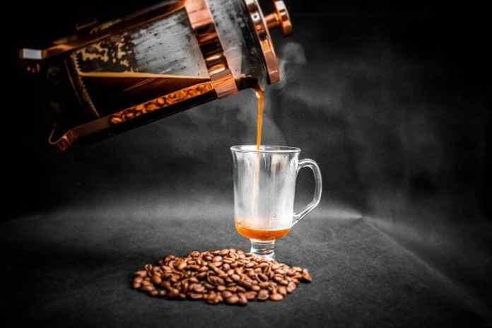 french press coffee making method