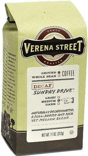 Verena Street - Best Decaf