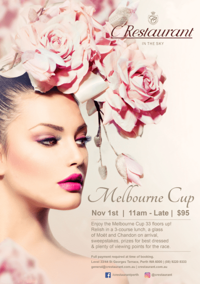 Melbourne Cup at C Restaurant