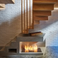 Fireplace Staircase_feature