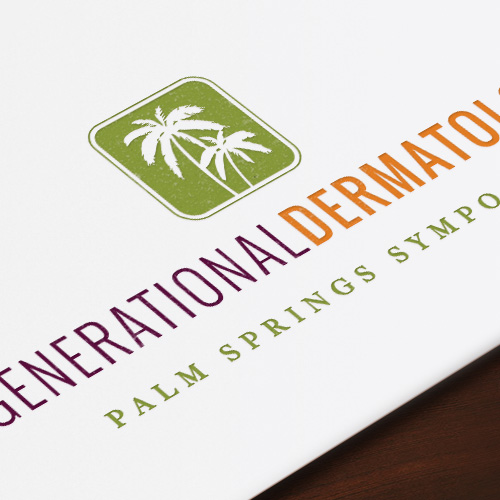 Generational Dermatology Logo