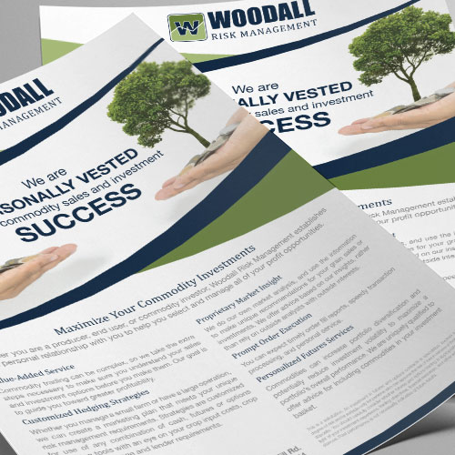 Woodall Risk Management Flyer