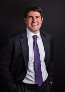 Joshua Coffman headshot for Texas Super Lawyer Rising Star announcement