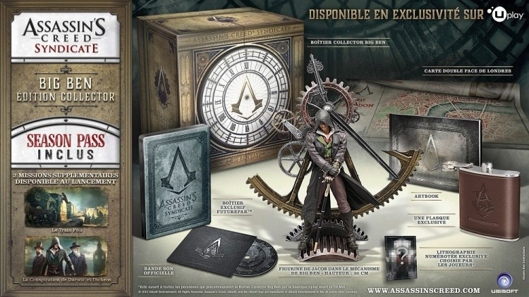 Assassin's Creed Syndicate - Édition Collector Big Ben