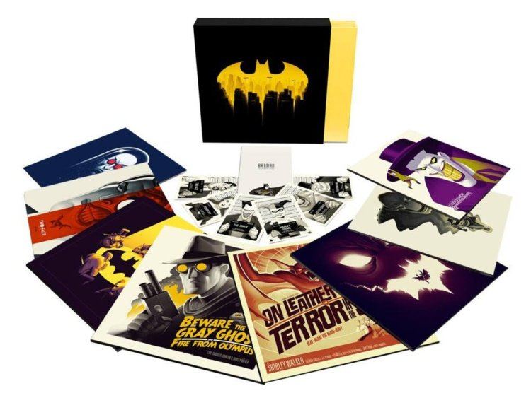 Batman: The Animated Series - Coffret vinyle collector