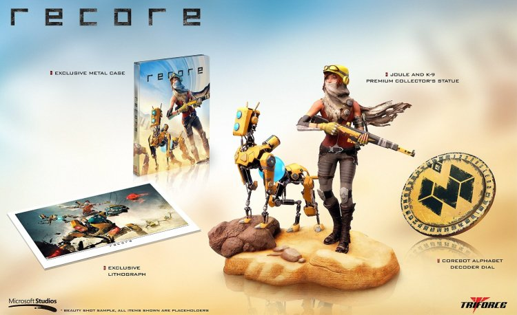 ReCore - Edition Collector