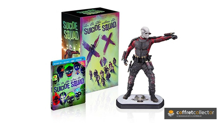 Suicide Squad - L'édition collector Deadshot