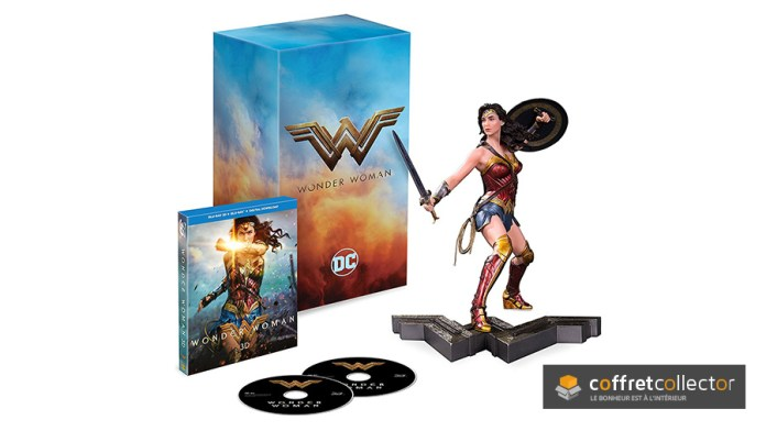 Wonder Woman - Edtition collector