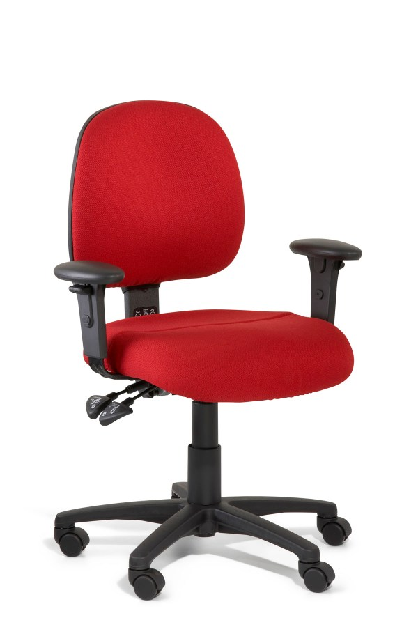 Inca Task Chair Medium Back